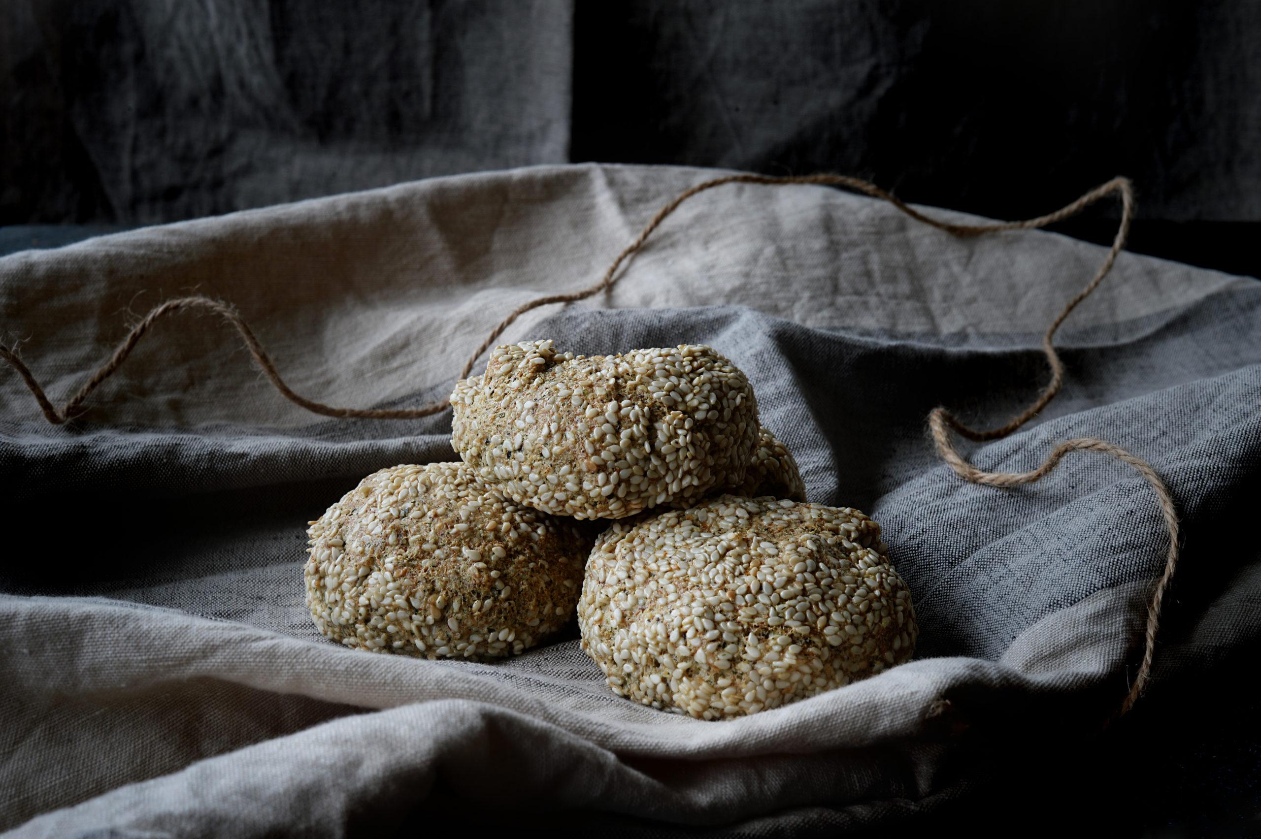 Sezamové bulky