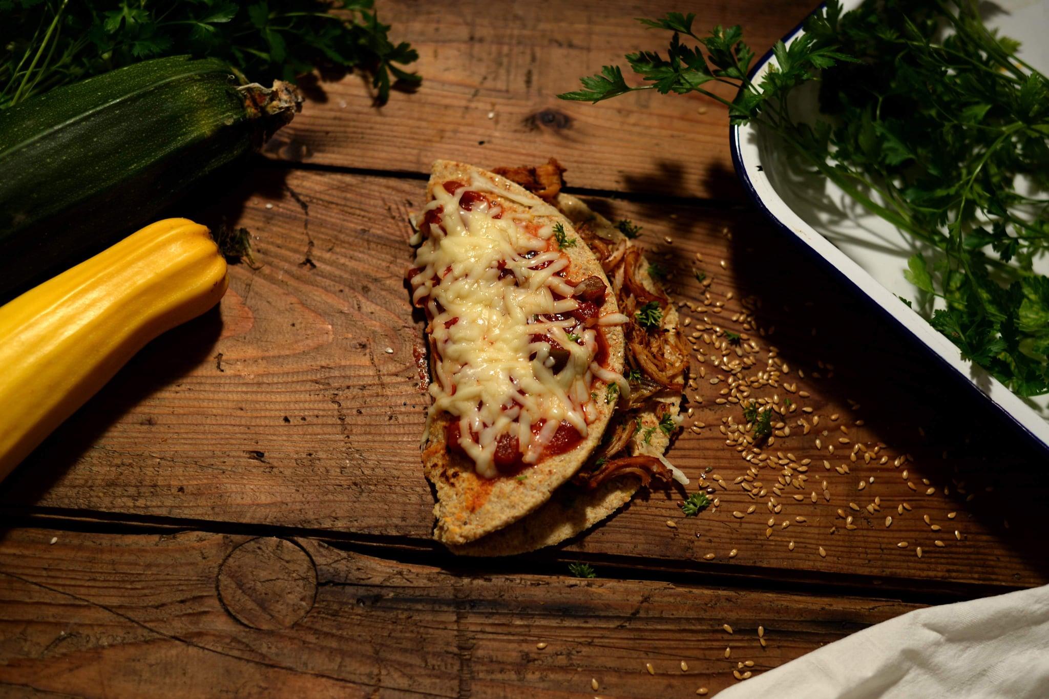 Kuřecí enchiladas