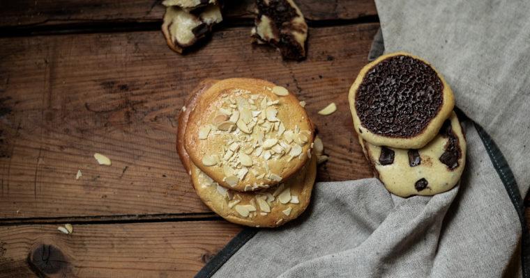 Ořechové proteinové cookies