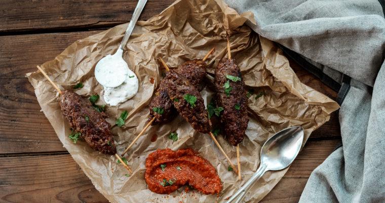 Turecké kebaby